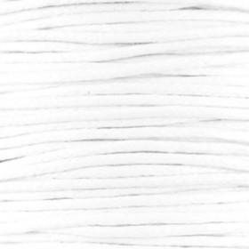 Waxkoord 1.5mm White