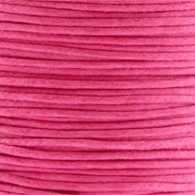 Waxkoord 1.0mm Raspberry Pink