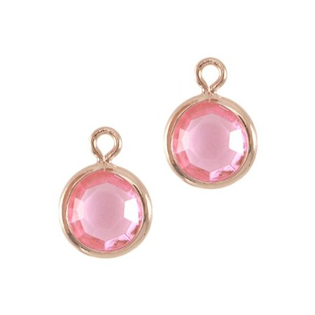 DQ facethanger Rosé goud Roze