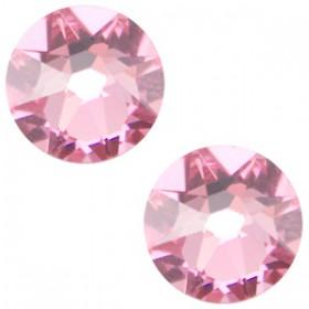 Swarovski Elements 2088-SS34 flatback Xirius Rose Light rose