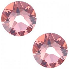 Swarovski Elements 2088-SS34 flatback Xirius Rose Blush Rose