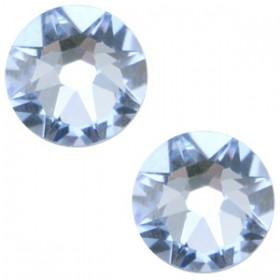Swarovski Elements 2088-SS34 flatback Xirius Rose Light sapphire