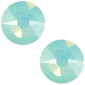 Swarovski Elements 2088-SS34 flatback Xirius Rose Pacific opal