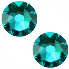 Swarovski Elements 2088-SS34 flatback Xirius Rose Blue zircon