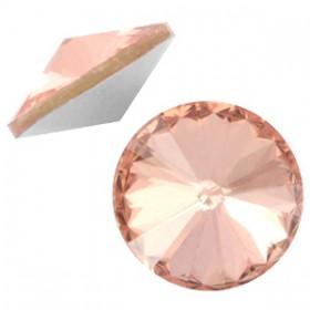 LC rivoli puntstenen 1122 - 12 mm Crystal apricot