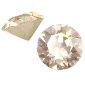 Swarovski Elements SS24 puntsteen (5.2mm) Light silk beige