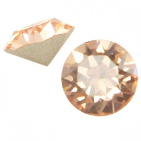 Swarovski Elements SS24 puntsteen (5.2mm) Light peach