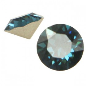 Swarovski Elements SS24 puntsteen (5.2mm) Montana blue