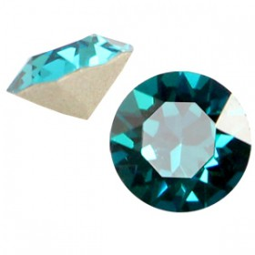 Swarovski Elements SS24 puntsteen (5.2mm) Blue zircon