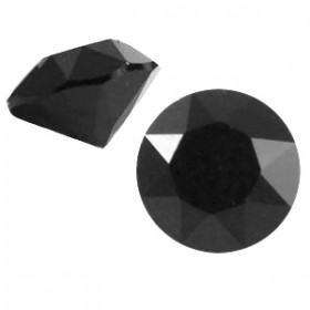Swarovski Elements SS24 puntsteen (5.2mm) Jet black