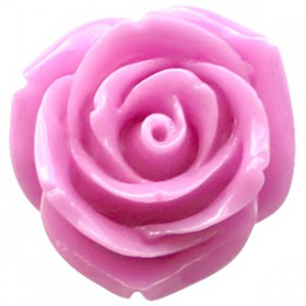 Roosje Violet pink 15mm