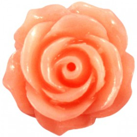 Roosje Peach orange 22mm