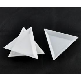 Setje driehoekig schaaltjes