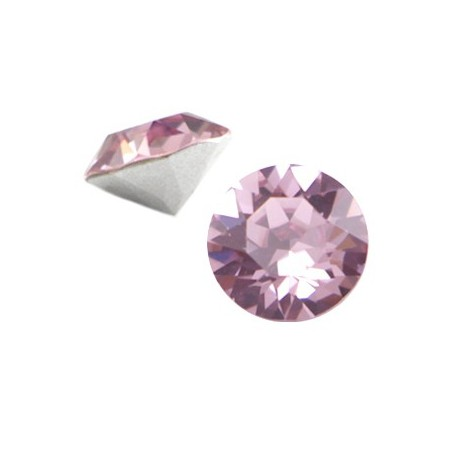 Swarovski SS29 puntsteen Light amethyst purple