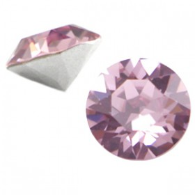 Swarovski SS 39 puntsteen (8 mm) Light amethyst purple