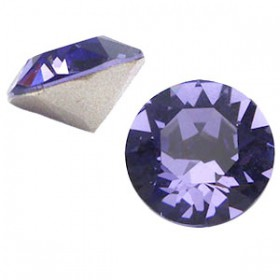 Swarovski SS29 puntsteen Tanzanite purple