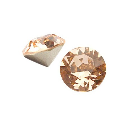 Swarovski SS39 puntsteen Light peach
