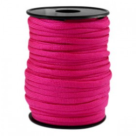 Paracord 4mm Fuchsia