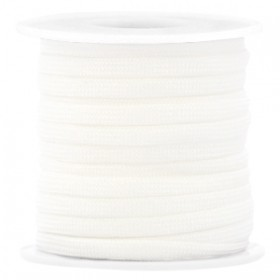 Paracord 4mm White