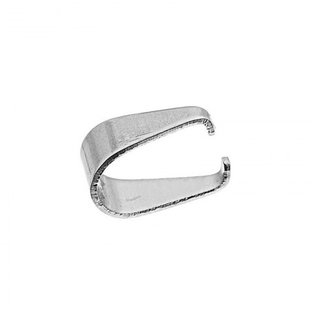 Hanger bail clamps 304 Stainless steel zilverkleur