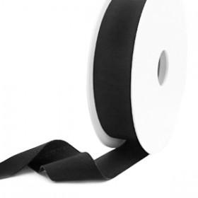 Elastisch lint 25mm Black