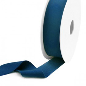 Elastisch lint 25mm Teal blue