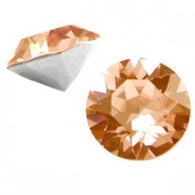Swarovski SS39 puntsteen Light smoked topaz