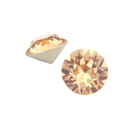 Swarovski SS39 puntsteen Light colorado topaz