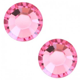 Swarovski Elements SS30 (6.4mm) Rose