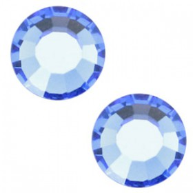 Swarovski Elements SS30 (6.4mm) Sapphire