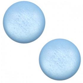 12 mm classic cabochon Super Polaris matt River blue