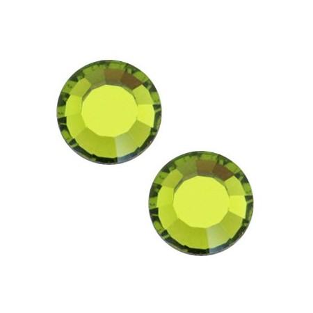 Swarovski Elements SS20 (4.7mm) Olivine green