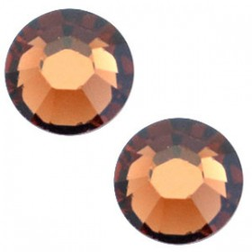Swarovski Elements SS20 (4.7mm) Smoked topaz