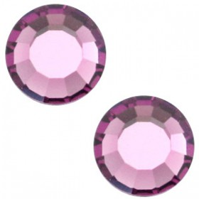 Swarovski Elements SS30 (6.4mm) Amethyst purple