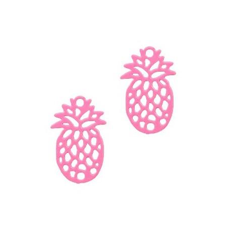 Bohemian hanger ananas Pink
