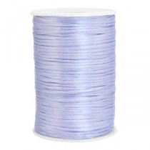 Satijnkoord 2.5mm Soft lavender purple