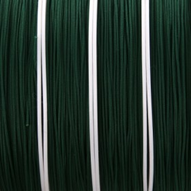 Nylon koord 0.8mm Zwart