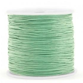 Macramé draad 0.8mm Basil green