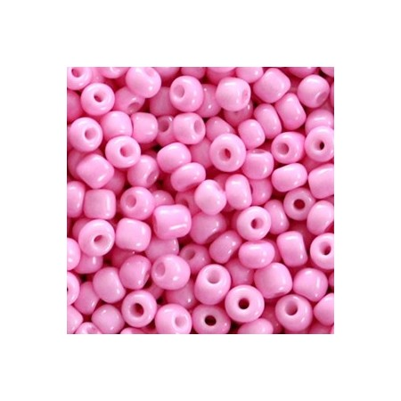 Rocailles 4mm Taffy pink