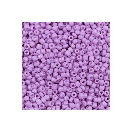 Rocailles 2mm Lilac purple