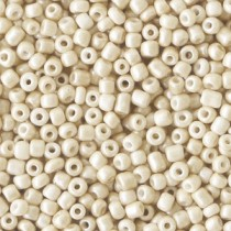 Rocailles 2mm Navajo white
