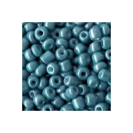 Rocailles 4mm Adriatic blue