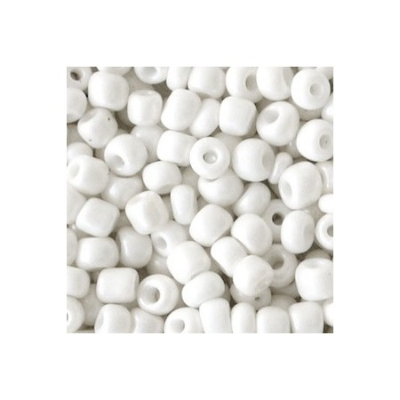 Rocailles 4mm White