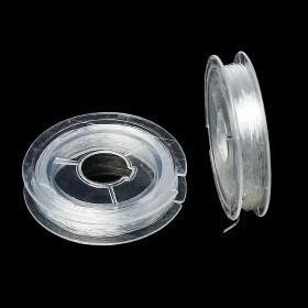 Elastische draad 0.4mm