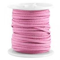 Imi suède 3mm Antique pink