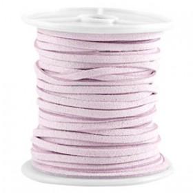 Imi suède 3mm Soft lila