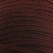 Imi suède 3mm Bordeaux
