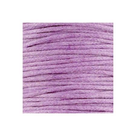 Waxkoord 1.5mm Violet lila