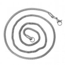 Halsketting Lantern chain 304 RVS