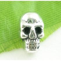 DQ skullkraal zilverkleur
